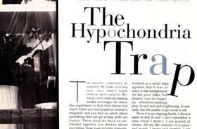 The hypochondria trap